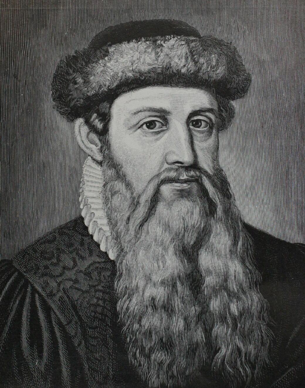 نظریه ی گیاه شناسی گوتنمبرگ (Gutenberg)