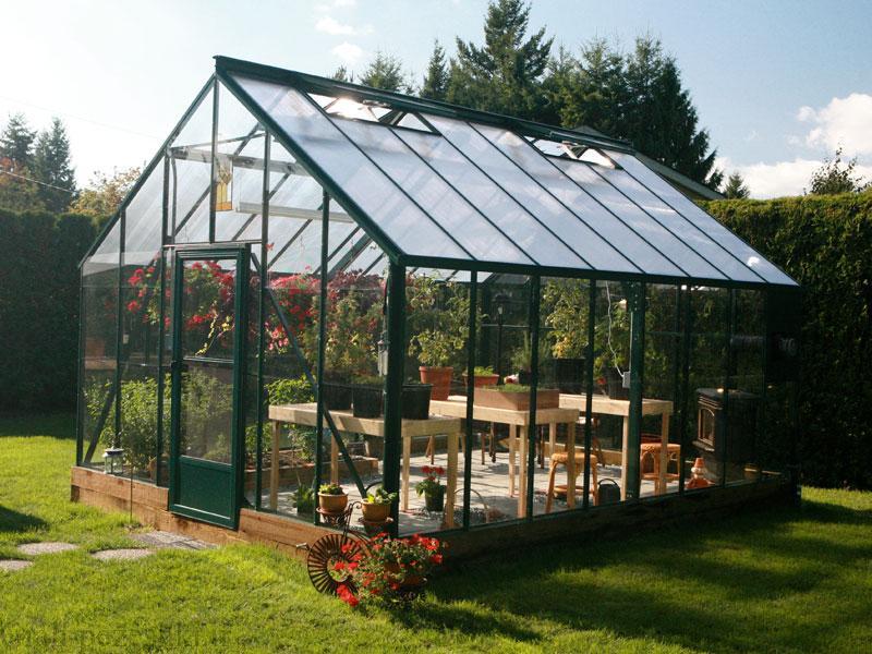 معرفی انواع سیستم گرمایشی مخصوص گلخانه