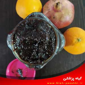 رب انار شیرین طبیعی و ارگانیک شمال ایران