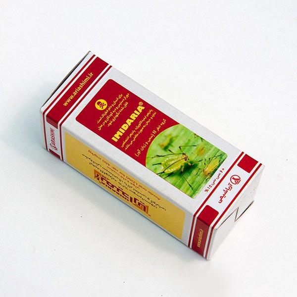 کنترل کننده حشرات مکنده گیاهان خانگی کنفیدور (ایمیداریا) آریا شیمی